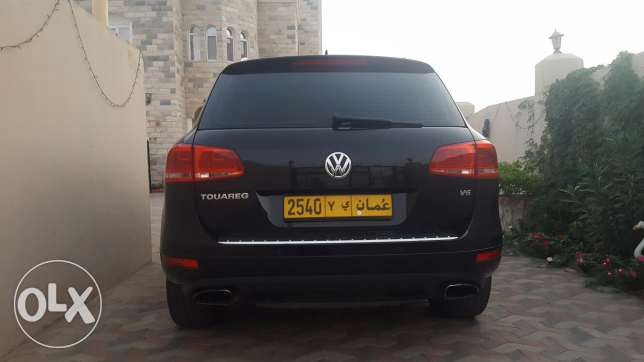 touareq 2012 in very good condition