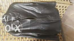 Leather jacket for men size Large