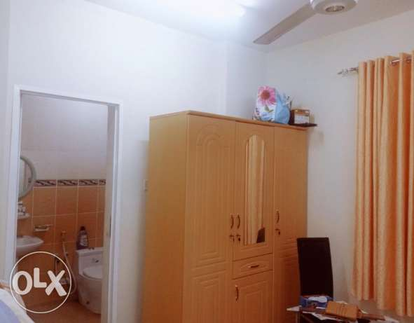 Room with attached toilet and Sharing kitchen in Al hail north. مسقط -  3
