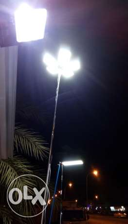 Camping out door light