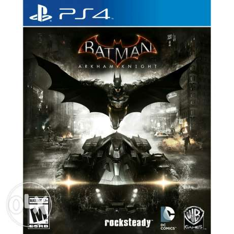 Ps4 Batman العامرّات -  1