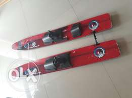 Childrens water skis