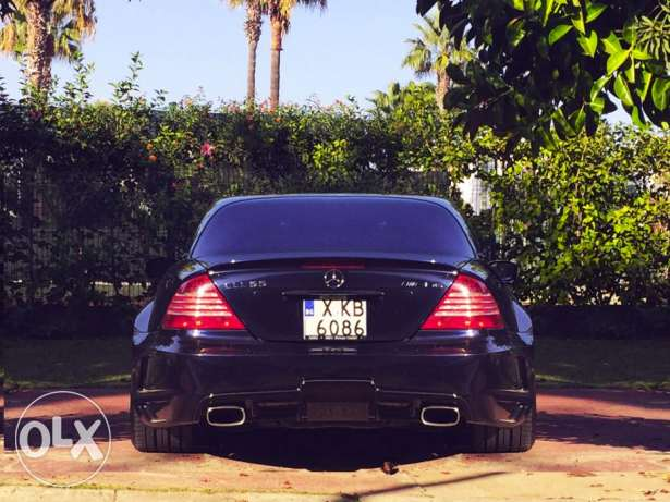 Mercedes Benz CL55 AMG 5.5 MEC Design Black Edition مسقط -  1