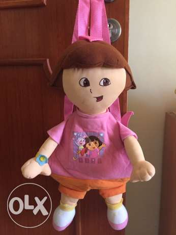 small dora bag for baby girl