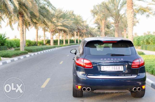 Porsche Cayenne Turbo, 2011 Model, Very good Condition. مسقط -  2