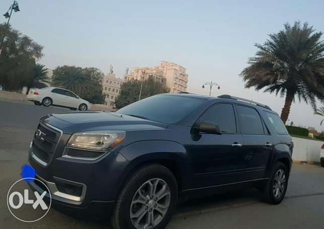 GMC Acadia SLE (Expat Use)