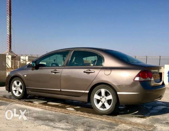 Honda Civic Expatriate Owner Driven 2009 ( Automatic )
