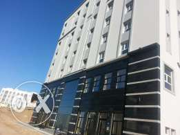 For rent in a nice building commercial space bausher pp 014.