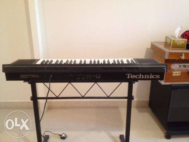 Technics Keyboard for sale