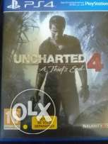 Uncharted 4 the best game