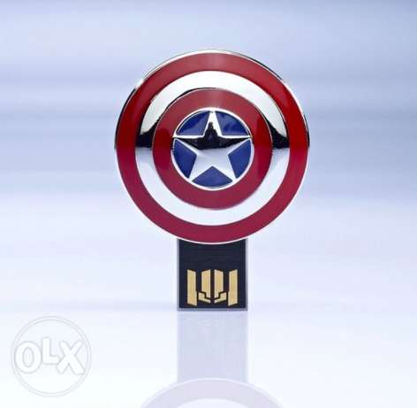 marvel flash drive السيب -  5
