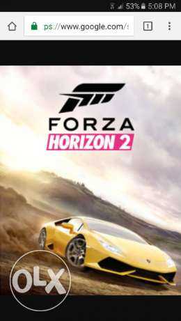 Forza horizon 2 xbox one مسقط -  1