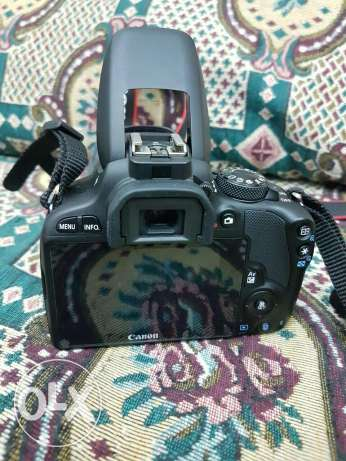 Canon 100D with 18-55mm for sale مسقط -  3
