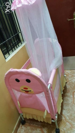 baby cot for sale السيب -  5