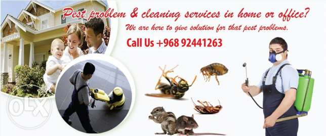 Pest Control & Cleaning