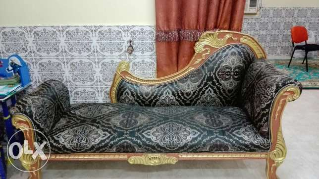 Egyptian. Sofa 3seater. For sale very cheep in good condition