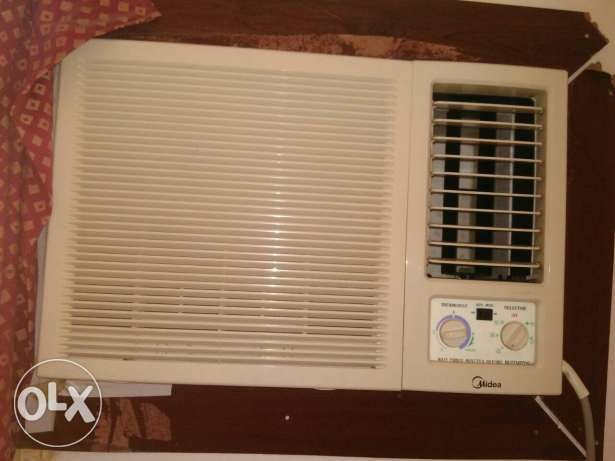 2 ton window ac