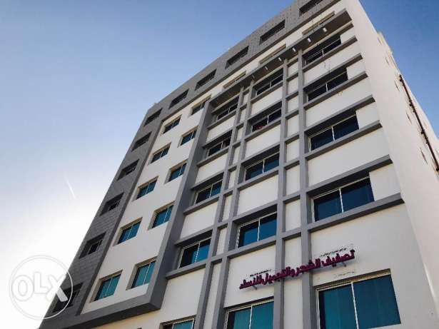 D-Commercial office Space 2 Bhk for rent in Al Amarat Nr Sultan Cente