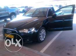 Audi A6 2.0 twin turbo 2014