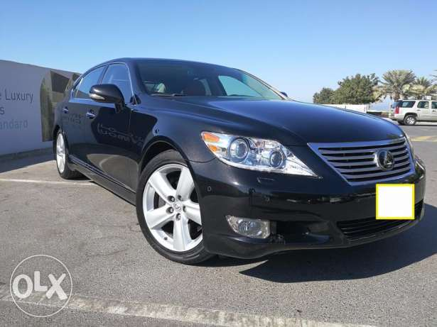 Lexus LS460L 2011 model VVIP specification