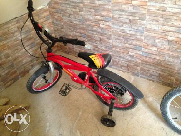 Used bike for kids