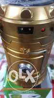 led lantern with torch