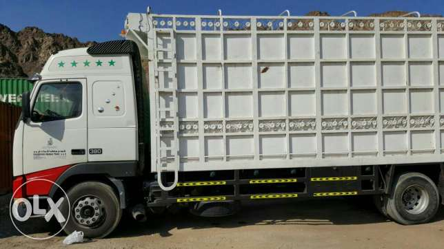 Truck for rent in all over oman مطرح -  1