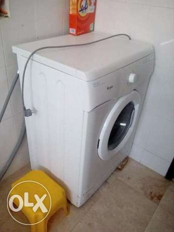 Wash machine Used. Only for 50 RO مسقط -  2