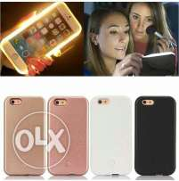 LED iPhone cover case / كفرات ايفون مضيئة