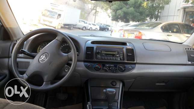 Toyota Camry 2.4ltr in Good Condition مسقط -  5