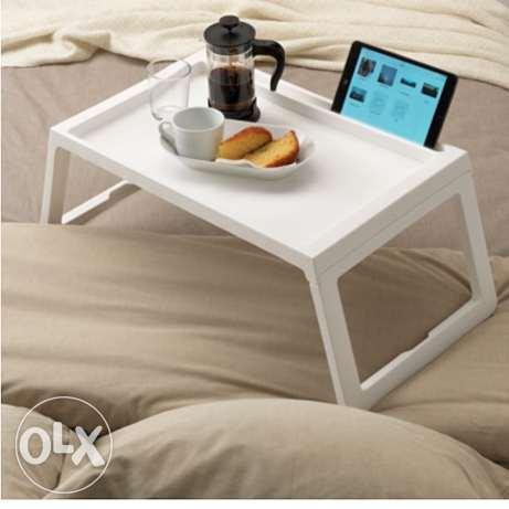 bed food tray