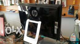 Hp All in On pc with touch screen