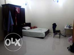 Fully Furnished Master bed room with attached bath for rent