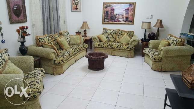 Furniture must sell soon 7 seater
