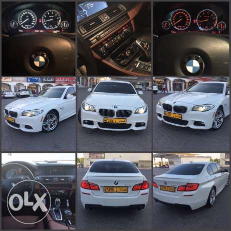 BMW 535i M-KIT xdrive twin power turbo 2012