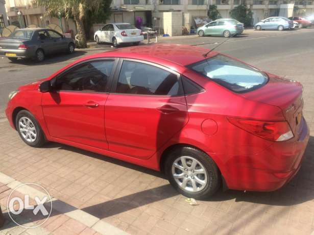 Acente 2014 model 1.6 auto. Call only السيب -  5