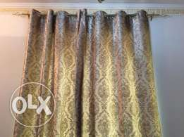 Clearence Curtains Good Condition