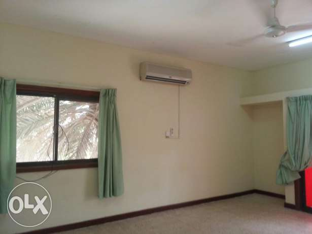 Large room with a bathroom and kitchen for rent in al Khuwair