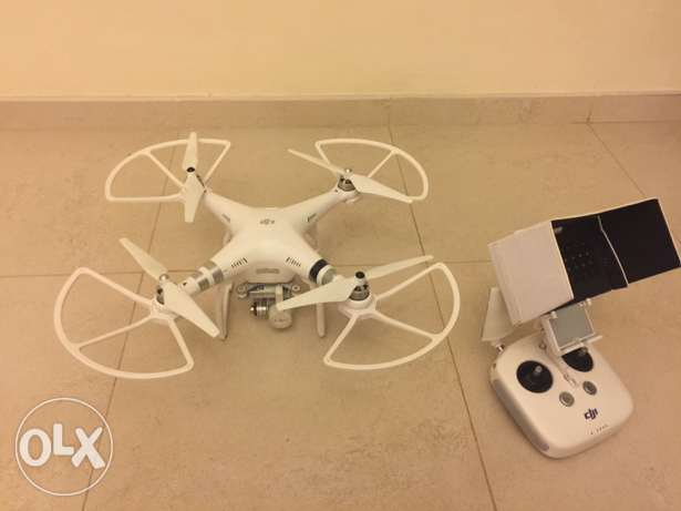Phantom 3 Advanced with two batteries مسقط -  3