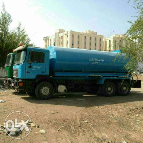 Good tanker for rent الدقم -  1