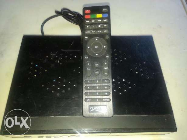 Indian rechargeable Dishtv Receiver SD