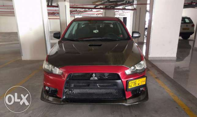 2008 Lancer Ex for sale