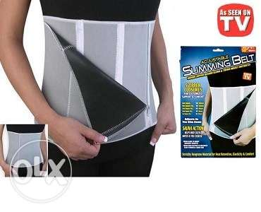slimming adjustable belt مسقط -  2