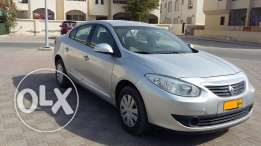 Fluence 2012 expat used 1.6 full automatic agency bahwan service oman
