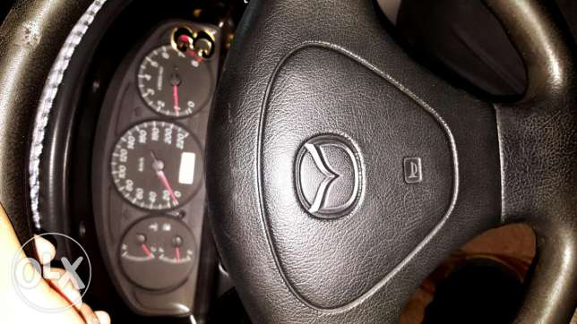 good condition. new tyres rims. 1.6 engine. inside outside good صلالة -  5