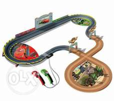 World of cars pixar game toy