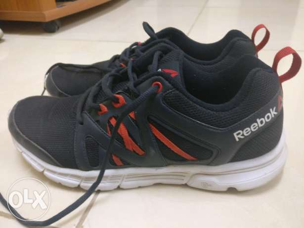 Reebok shoes, size 43, in good condition