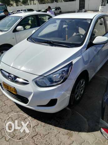 For sale hyundai accent...model 2013...good condition مسقط -  1