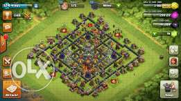 Sale of clash of clans