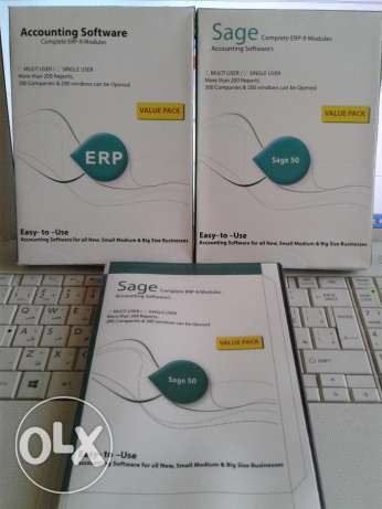 Accounting Software Best in world just for 192 OMR- Multi User مسقط -  6